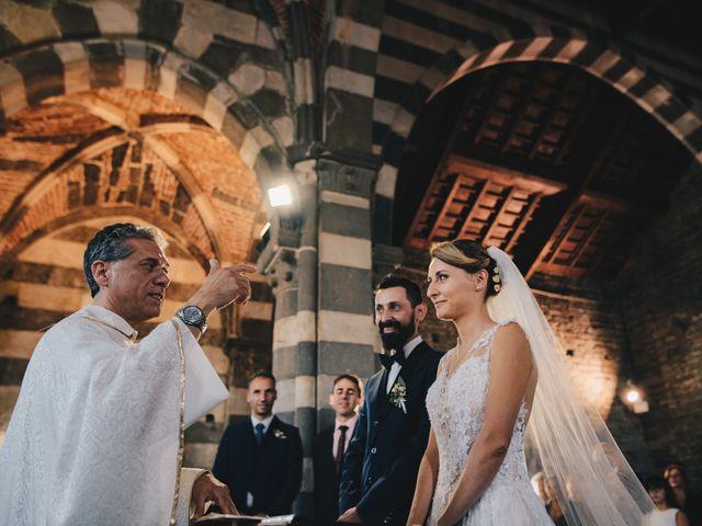 Il matrimonio di Dario e Claudia a Portovenere, La Spezia 91