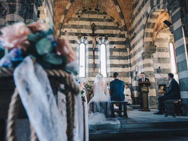 Il matrimonio di Dario e Claudia a Portovenere, La Spezia 96