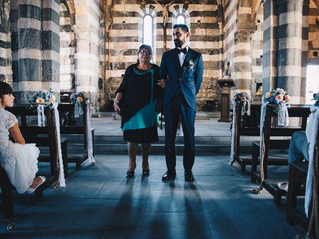 Il matrimonio di Dario e Claudia a Portovenere, La Spezia 105