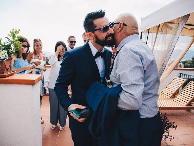 Il matrimonio di Dario e Claudia a Portovenere, La Spezia 121