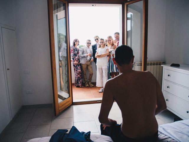 Il matrimonio di Dario e Claudia a Portovenere, La Spezia 127