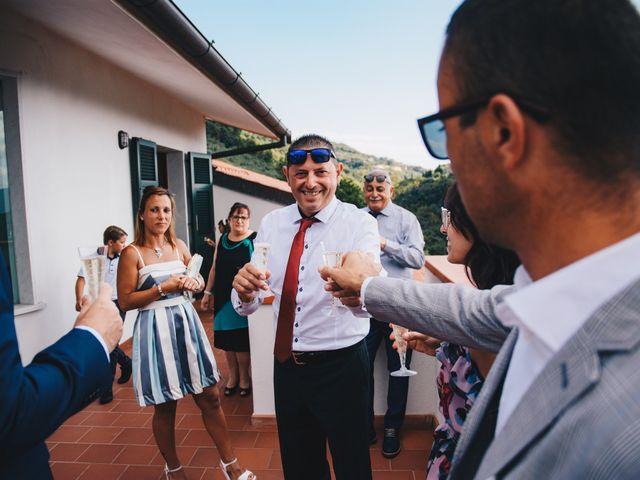 Il matrimonio di Dario e Claudia a Portovenere, La Spezia 130
