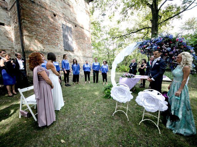 Il matrimonio di Massimo e Elena a Piacenza, Piacenza 20