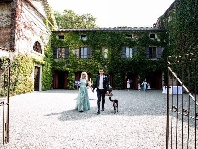 Il matrimonio di Massimo e Elena a Piacenza, Piacenza 26
