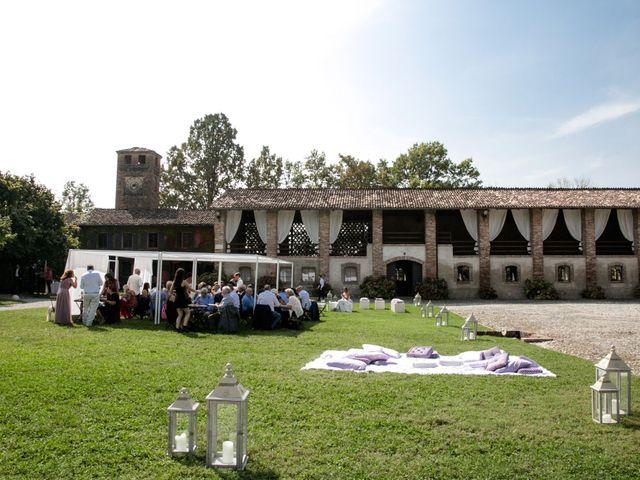 Il matrimonio di Massimo e Elena a Piacenza, Piacenza 35