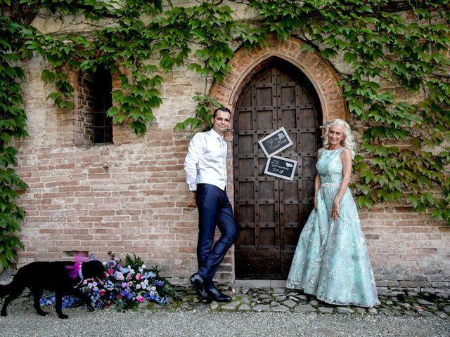 Il matrimonio di Massimo e Elena a Piacenza, Piacenza 41