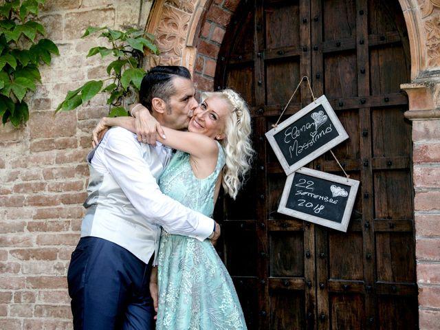 Il matrimonio di Massimo e Elena a Piacenza, Piacenza 42