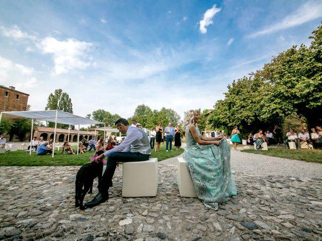 Il matrimonio di Massimo e Elena a Piacenza, Piacenza 51