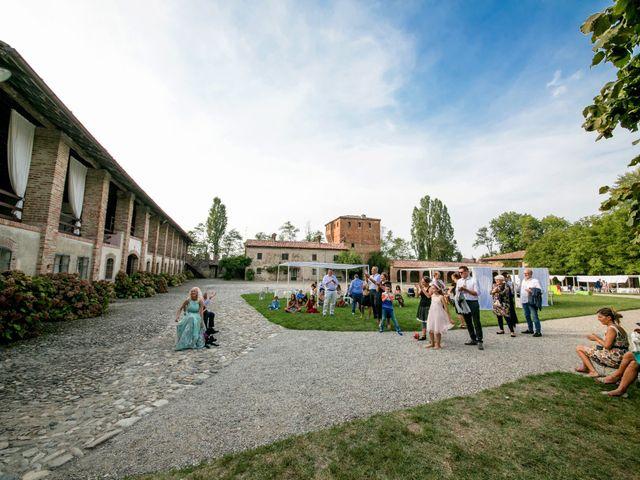 Il matrimonio di Massimo e Elena a Piacenza, Piacenza 53