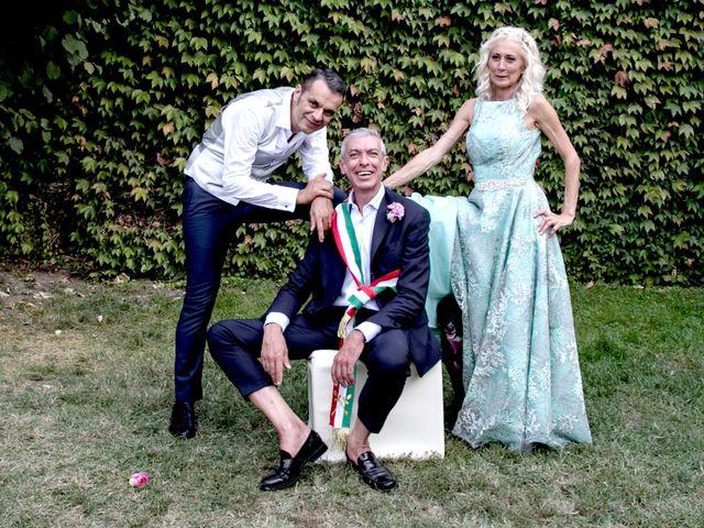 Il matrimonio di Massimo e Elena a Piacenza, Piacenza 55