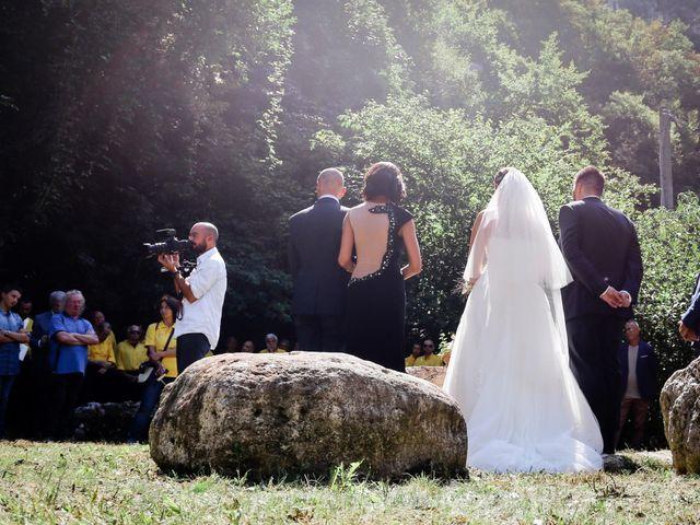 Il matrimonio di NIck e Electra a Verona, Verona 23