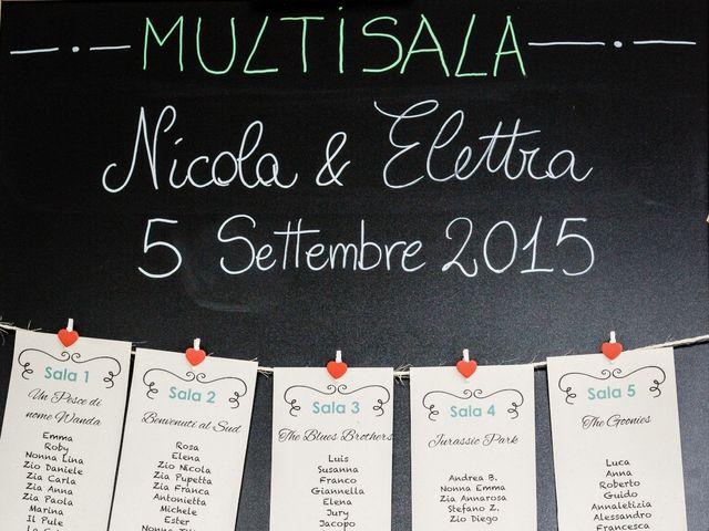 Il matrimonio di NIck e Electra a Verona, Verona 37
