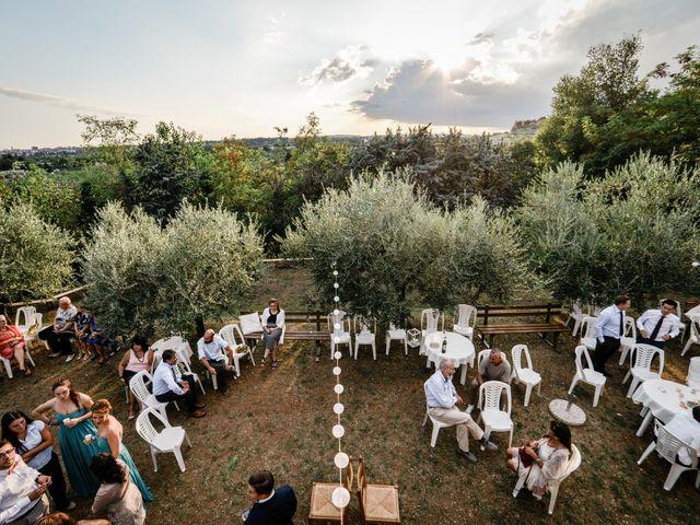 Il matrimonio di NIck e Electra a Verona, Verona 39