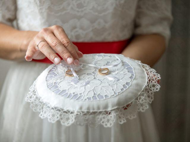 Il matrimonio di Felice e Antonella a Casatenovo, Lecco 4