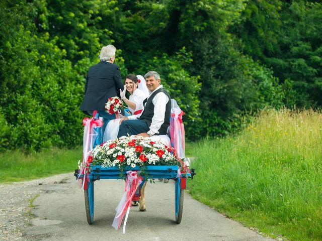 Il matrimonio di Felice e Antonella a Casatenovo, Lecco 6