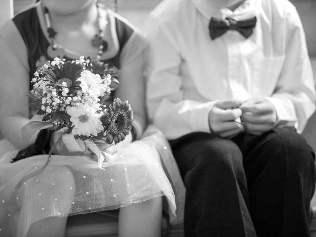 Il matrimonio di Felice e Antonella a Casatenovo, Lecco 7