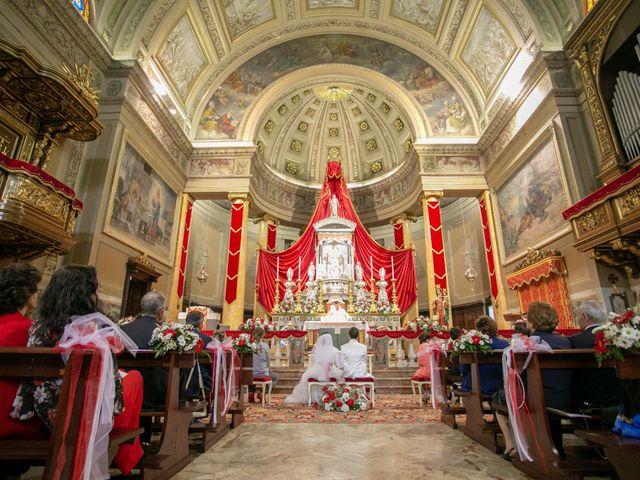 Il matrimonio di Felice e Antonella a Casatenovo, Lecco 9