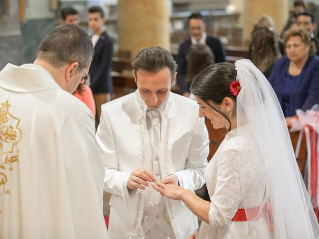 Il matrimonio di Felice e Antonella a Casatenovo, Lecco 10