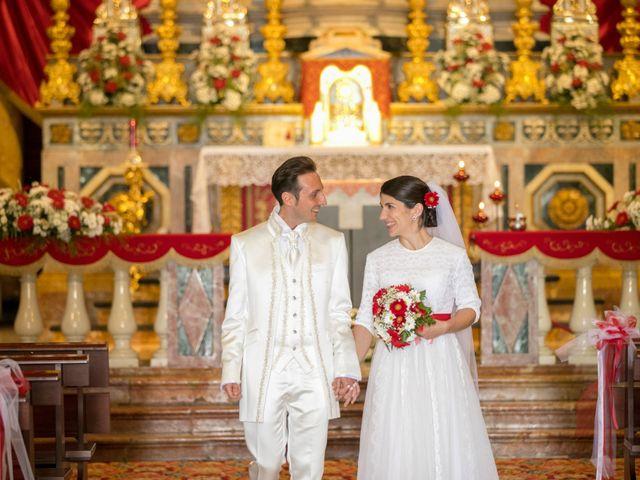 Il matrimonio di Felice e Antonella a Casatenovo, Lecco 13