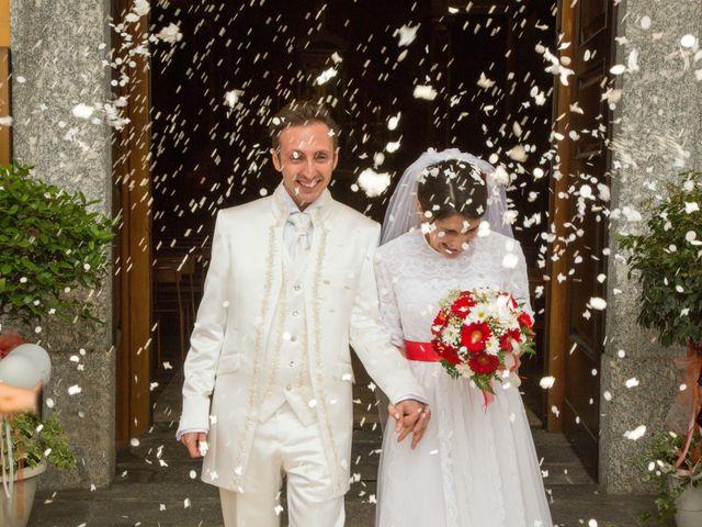 Il matrimonio di Felice e Antonella a Casatenovo, Lecco 14