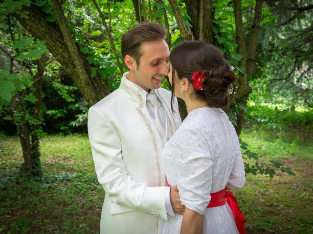Il matrimonio di Felice e Antonella a Casatenovo, Lecco 17