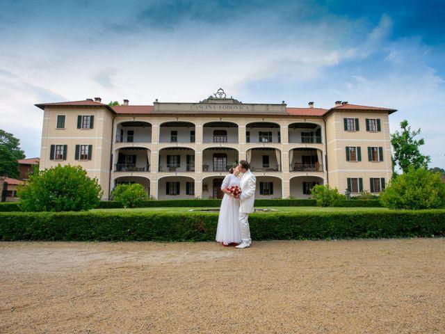 Il matrimonio di Felice e Antonella a Casatenovo, Lecco 20