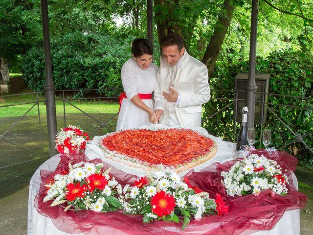 Il matrimonio di Felice e Antonella a Casatenovo, Lecco 25