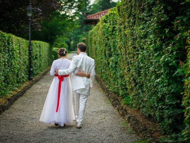 Il matrimonio di Felice e Antonella a Casatenovo, Lecco 29