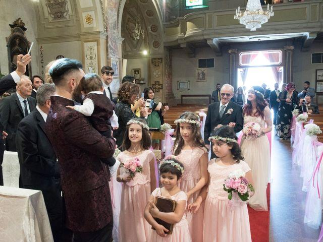 Il matrimonio di Nino e Nina a Zelo Buon Persico, Lodi 6