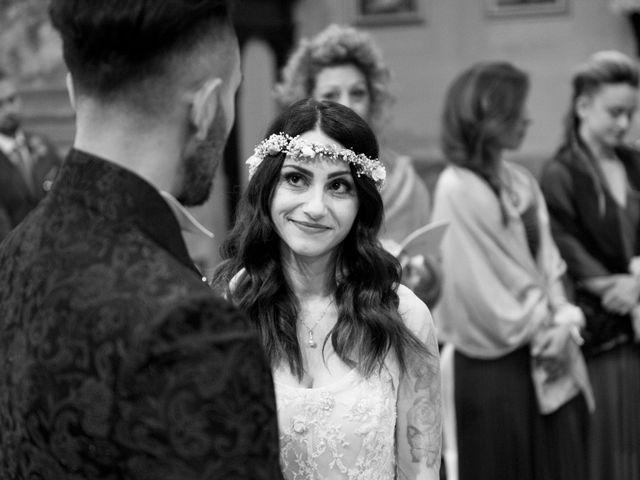 Il matrimonio di Nino e Nina a Zelo Buon Persico, Lodi 8