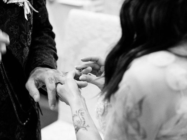 Il matrimonio di Nino e Nina a Zelo Buon Persico, Lodi 9