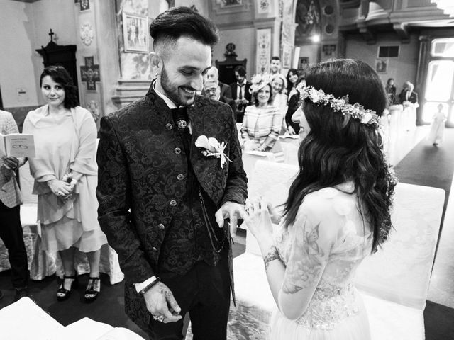 Il matrimonio di Nino e Nina a Zelo Buon Persico, Lodi 10