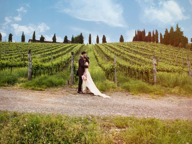 Il matrimonio di Nino e Nina a Zelo Buon Persico, Lodi 14