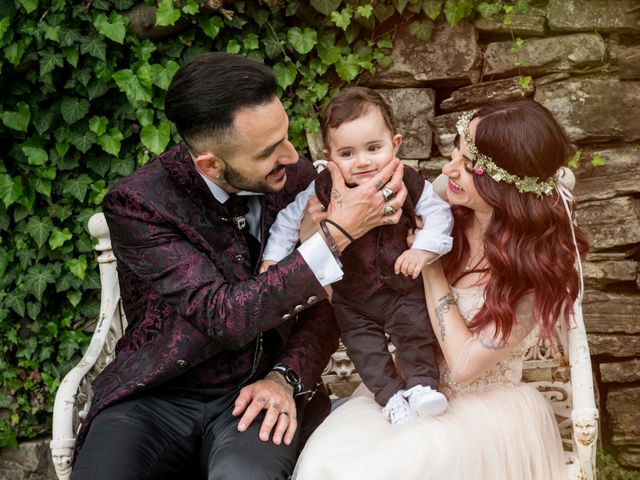 Il matrimonio di Nino e Nina a Zelo Buon Persico, Lodi 19