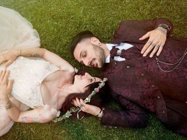 Il matrimonio di Nino e Nina a Zelo Buon Persico, Lodi 24