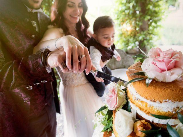 Il matrimonio di Nino e Nina a Zelo Buon Persico, Lodi 26