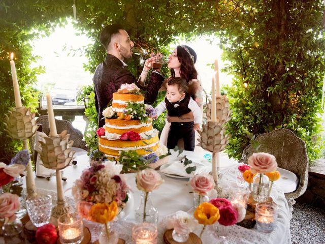 Il matrimonio di Nino e Nina a Zelo Buon Persico, Lodi 27