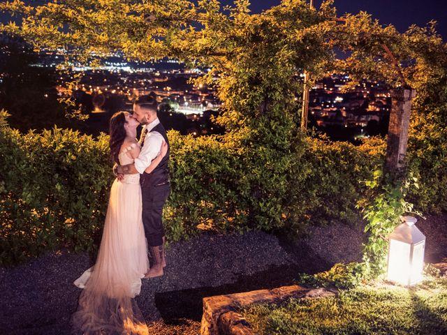 le nozze di Nina e Nino