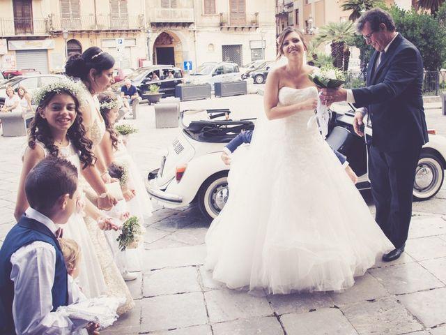 Il matrimonio di Danilo e Alice a Palermo, Palermo 15