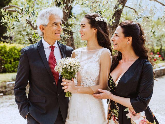 Il matrimonio di Stefano e Federica a Cortona, Arezzo 15