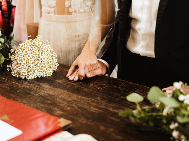 Il matrimonio di Stefano e Federica a Cortona, Arezzo 17