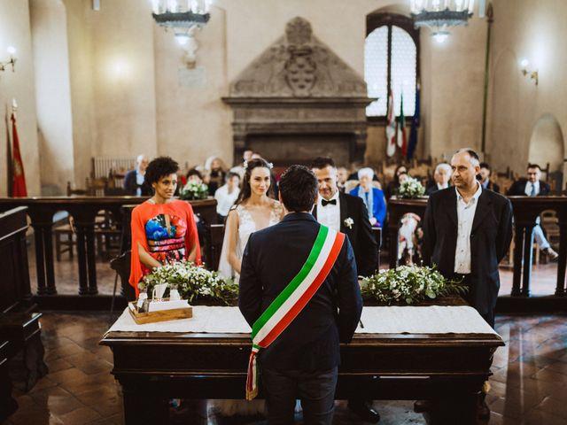 Il matrimonio di Stefano e Federica a Cortona, Arezzo 18