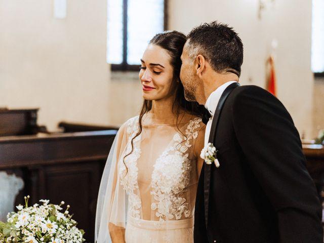 Il matrimonio di Stefano e Federica a Cortona, Arezzo 19