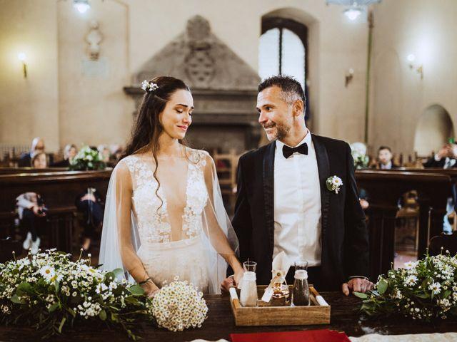 Il matrimonio di Stefano e Federica a Cortona, Arezzo 22