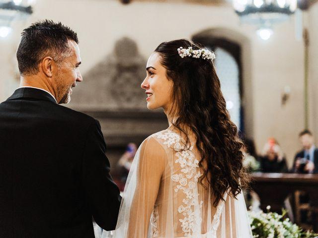 Il matrimonio di Stefano e Federica a Cortona, Arezzo 23