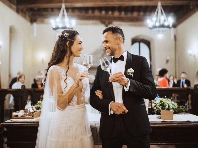 Il matrimonio di Stefano e Federica a Cortona, Arezzo 24