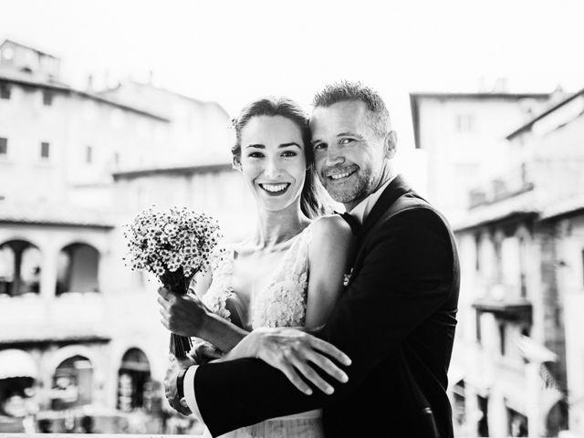 Il matrimonio di Stefano e Federica a Cortona, Arezzo 26
