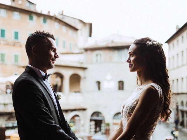 Il matrimonio di Stefano e Federica a Cortona, Arezzo 33