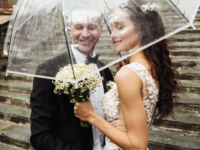 Il matrimonio di Stefano e Federica a Cortona, Arezzo 34