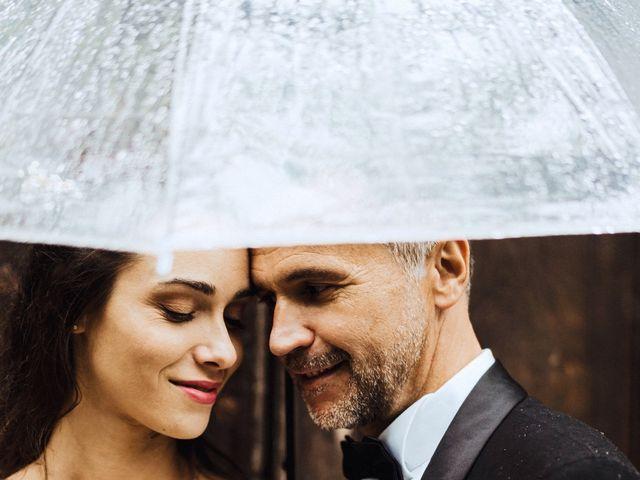 Il matrimonio di Stefano e Federica a Cortona, Arezzo 36